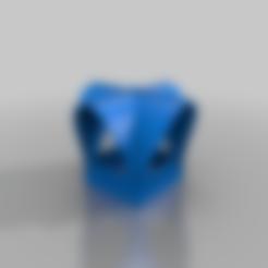 Download free STL files tripple A-FRAME Bird house FINAL - extendet storage, syzguru11