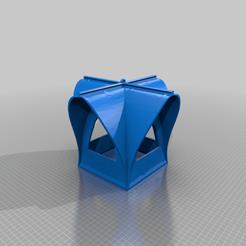 Télécharger fichier STL gratuit tripple A-FRAME Maison d'oiseaux FINAL - stockage de l'extension • Plan imprimable en 3D, syzguru11