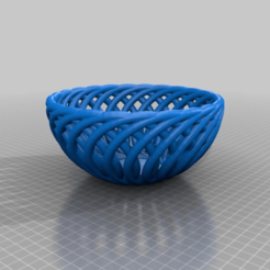 Descargar archivo 3D gratis tazón, syzguru11