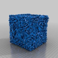 Télécharger plan imprimante 3D gatuit werkzeug her borg cube, syzguru11