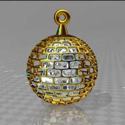 Download free 3D model voltaire in cageball, syzguru11