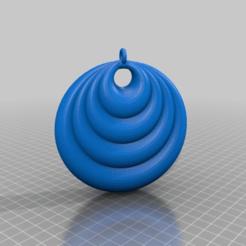 Télécharger fichier imprimante 3D gratuit boucle d'oreille, syzguru11