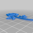 rosee.png Télécharger fichier STL gratuit rose • Plan pour imprimante 3D, syzguru11