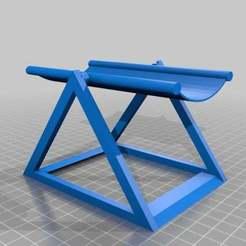 Télécharger fichier 3D gratuit freuds-patientenschaukel - 4 placement de produit correct, syzguru11