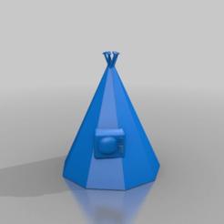 Download free STL file tipi mit bankomat goa makrofinance • Template to 3D print, syzguru11