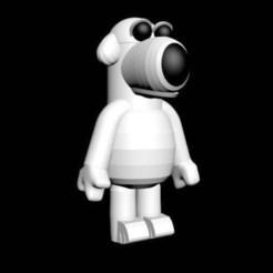 Télécharger fichier impression 3D gratuit chien, syzguru11