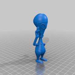Télécharger fichier imprimante 3D gratuit roger alien american dad, syzguru11