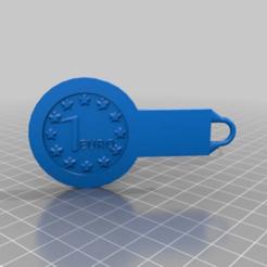 Descargar archivos 3D gratis ladrón de carritos de la compra, syzguru11