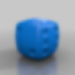 sphere-the-dice-II-lopoly.stl Download free STL file sphere the dice / round dice • 3D printing object, syzguru11
