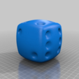 477762fcd72f0c31cd4ee1f57ccfc06c.png Download free STL file sphere the dice / round dice • 3D printing object, syzguru11