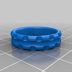 Impresiones 3D gratis ANILLO, syzguru11