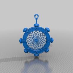 Descargar archivos 3D gratis la rueda del atrapasueños, syzguru11