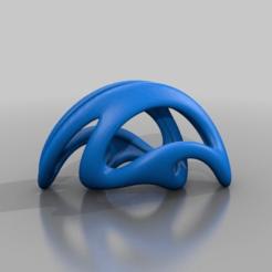 Impresiones 3D gratis clip retorcido, syzguru11