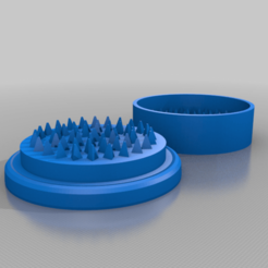 simple-grinderfi.png Download free STL file simple Grinder - no supports needet • 3D printing template, syzguru11