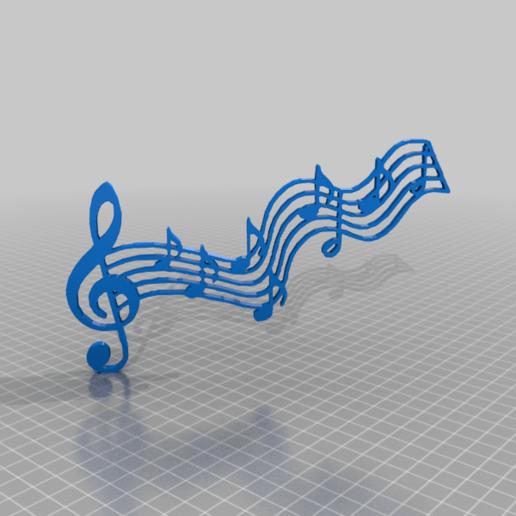 Download free 3D printing designs music, syzguru11