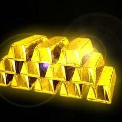 Télécharger modèle 3D gratuit stérile d'or, syzguru11