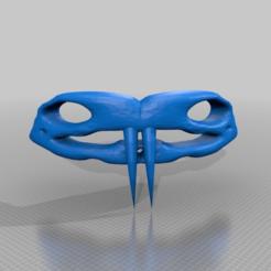 Télécharger fichier STL gratuit masque de fantôme • Design à imprimer en 3D, syzguru11