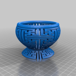 Download free 3D printer templates CUP (inspired in hanoi), syzguru11
