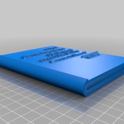 Télécharger plan imprimante 3D gatuit livre remedia amorois / ovid, syzguru11