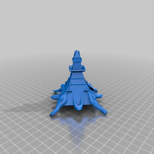 Download gratis 3D-printerbestanden arbietrer tribunal nexus / 25-jubileumeditie, syzguru11