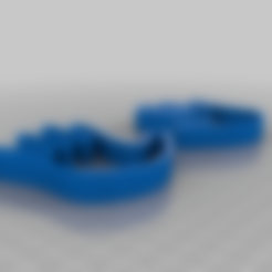 Download free 3D printer templates hands cookie cutter, syzguru11