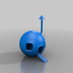 Download free 3D printing models republik kugelmugel, syzguru11