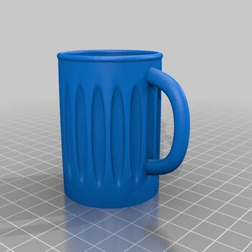 Descargar modelo 3D gratis vaso de cerveza, syzguru11