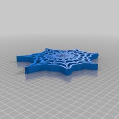 spiderweb3.png Télécharger fichier STL gratuit toile d'araignée • Plan à imprimer en 3D, syzguru11