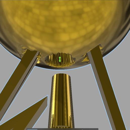 radiotower-broadcast2.jpg Télécharger fichier STL Radiotour de radiodiffusion • Plan pour impression 3D, syzguru11