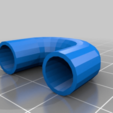 Download free 3D print files horn with connection pipes, syzguru11