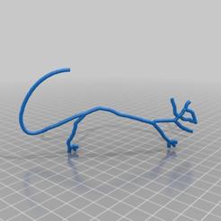 Télécharger fichier STL gratuit animal simplicus maximus • Objet à imprimer en 3D, syzguru11
