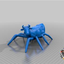 featured_preview_featured_preview_spider-cow.png Télécharger fichier STL gratuit Spider-Cow a du lait ? ( GEN technik frei ) • Design à imprimer en 3D, syzguru11