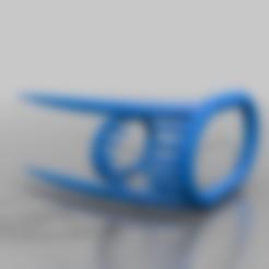 teeth2017.STL Download free STL file long teeth • 3D printing model, syzguru11