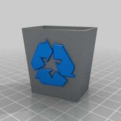 Télécharger fichier impression 3D gratuit genue windows recyclebin, syzguru11