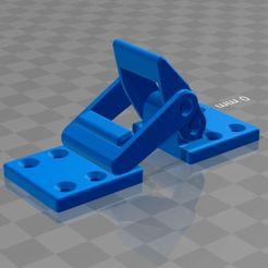 biglatch1.jpg Download free STL file Latch+toggle+lock+samesize+BIG • 3D printer design, syzguru11