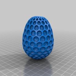Descargar archivos 3D gratis huevo de pascua, syzguru11