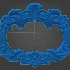 Télécharger fichier STL gratuit Tafel d'ornement Classique • Plan pour imprimante 3D, syzguru11