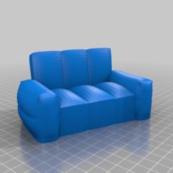 7fe0543d6e76638535b1eddc6304e9e0.png Download free STL file couch • 3D print template, syzguru11
