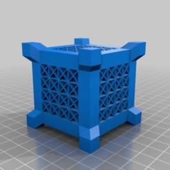 Descargar STL gratis cubo, syzguru11