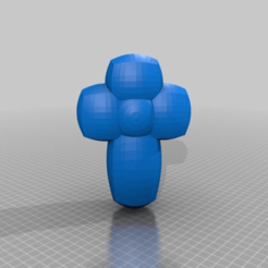 Download free 3D printing templates 4 THE LOST SHEEP and the misguidet children, syzguru11