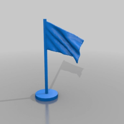 f2be3bd556d4c4adbdc24f8f0e4ee0c0.png Download free STL file waving flag smooth and solid • 3D printing model, syzguru11