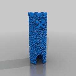 """Télécharger fichier 3D gratuit lagerhaus """"POWER""""(pilule)TOWER, syzguru11"""