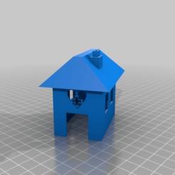 Télécharger fichier 3D gratuit clinique de don de sperme, nombreuses maisons, syzguru11