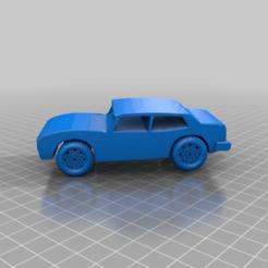 Télécharger objet 3D gratuit voiture de police Squidbillies, syzguru11