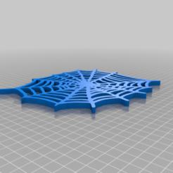 spiderweb-2.png Télécharger fichier STL gratuit toile d'araignée 2 halloween • Objet pour impression 3D, syzguru11