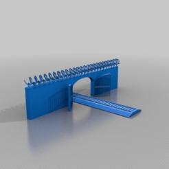 Télécharger plan imprimante 3D gatuit porte du camp, syzguru11