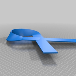 bf5464d1ef3504385e2ebcc28e027421.png Download free STL file AIDS Band HIV / fathers day - #lifeball edition • 3D printable object, syzguru11