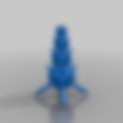 minetower.STL Télécharger fichier STL gratuit Tour de la MINE • Plan pour imprimante 3D, syzguru11