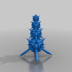 Download free 3D printer files MINE Tower, syzguru11