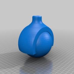 c90abcf4e100ce56ca9ce308ae9b4cce.png Télécharger fichier STL gratuit roulement de balle avec monture • Objet pour imprimante 3D, syzguru11
